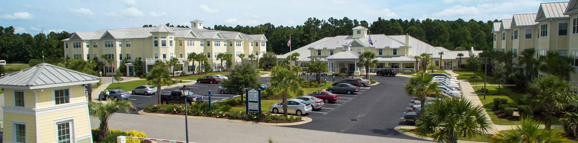 About Brightwater Community in Myrtle Beach, SC