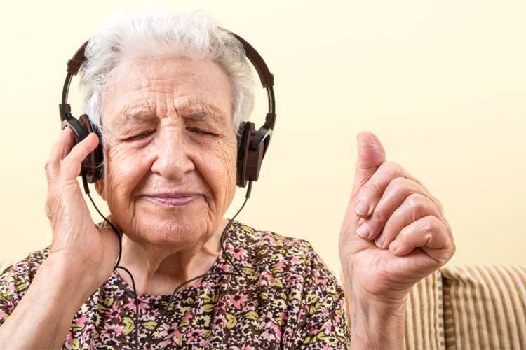 Music Therapy & Alzheimer's